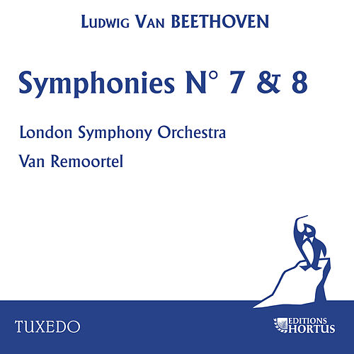 Beethoven: Symphonies No. 7 & 8 by London Symphony Orchestra