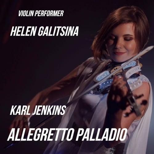 Allegretto Palladio (Violin Performer) von Helen Galitsina