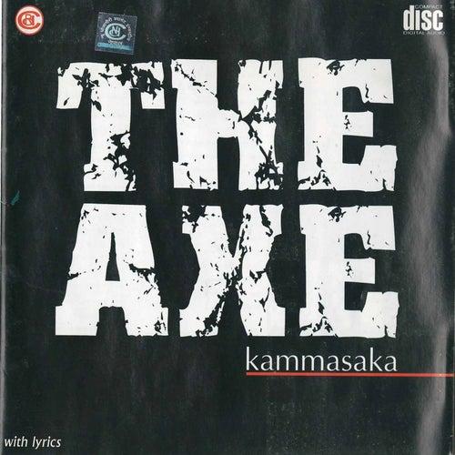 Kammasaka by Axe