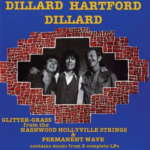 Glitter Grass From The Nashwood Hollyville Strings / Permanent Wave von Dillard Hartford Dillard