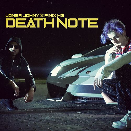 Death Note by Lon3r Johny