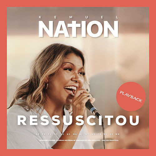 Ressuscitou (Resurrecting) [Kemuel Nation] (Playback) de Kemuel