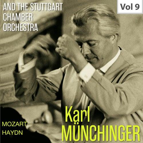 Karl Münchinger & The Stuttgart Chamber Orchestra, Vol. 9 de Various Artists