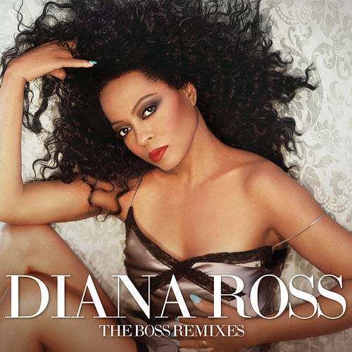 The Boss Remixes de Diana Ross