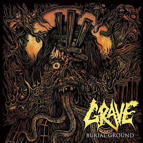 Burial Ground (Re-issue 2019) (Remastered) by Grave