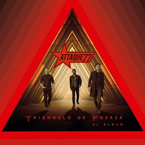 Triángulo de Fuerza de Attaque 77