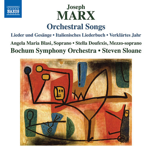 Marx: Orchestral Songs von Various Artists