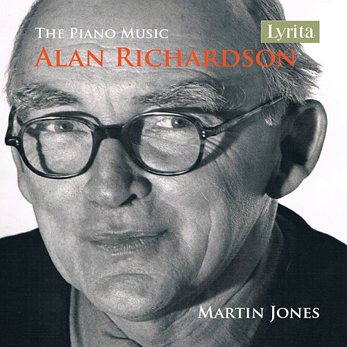 Richardson: Piano Music by Martin Jones