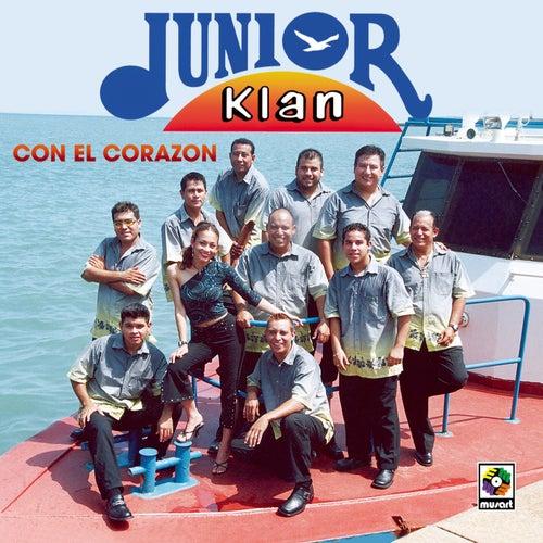 Con El Corazón de Junior Klan