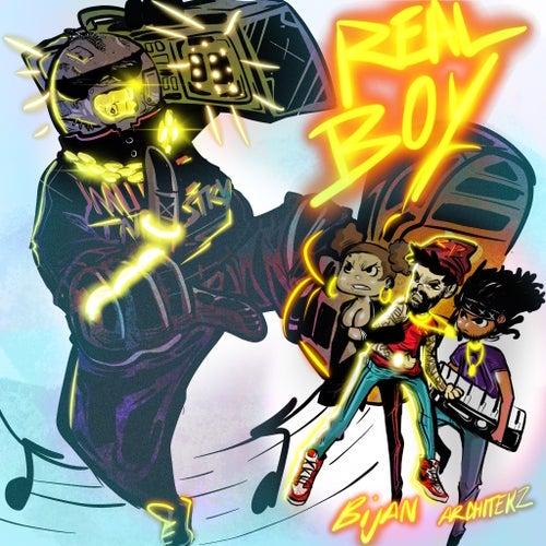 Real Boy - EP von Bijan