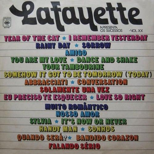 Lafayette Apresenta os Sucessos, Vol. XX von Lafayette