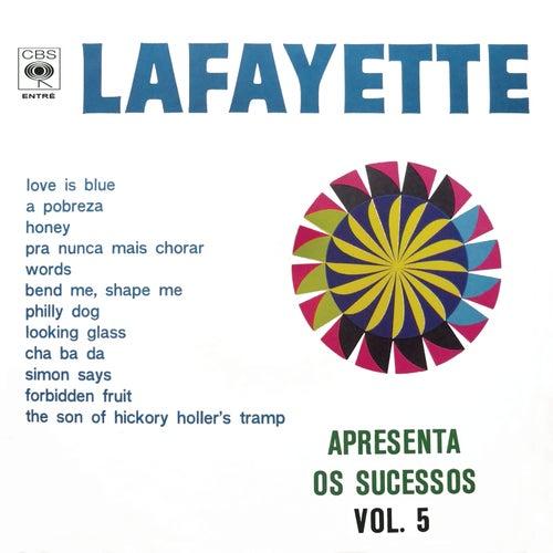 Lafayette Apresenta os Sucessos, Vol. V by Lafayette