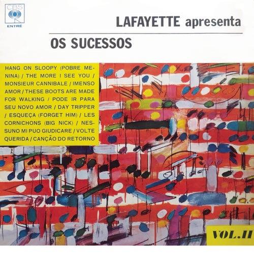 Lafayette Apresenta Os Sucessos - Vol. II von Lafayette
