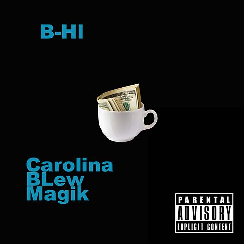 Carolina Blew Magik de BHI