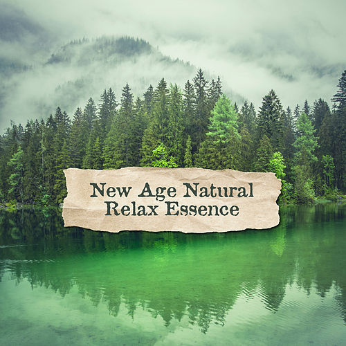 New Age Natural Relax Essence: 15 Soothing Songs with Nature Sounds for Pure Relaxing de Best Relaxation Music