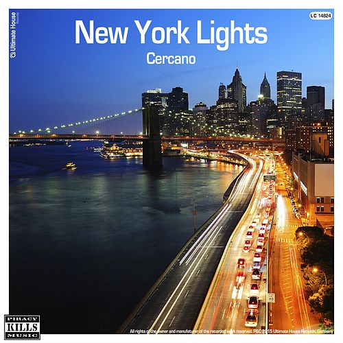 New York Lights von Cercano