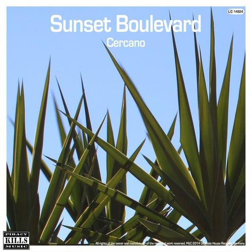 Sunset Boulevard von Cercano