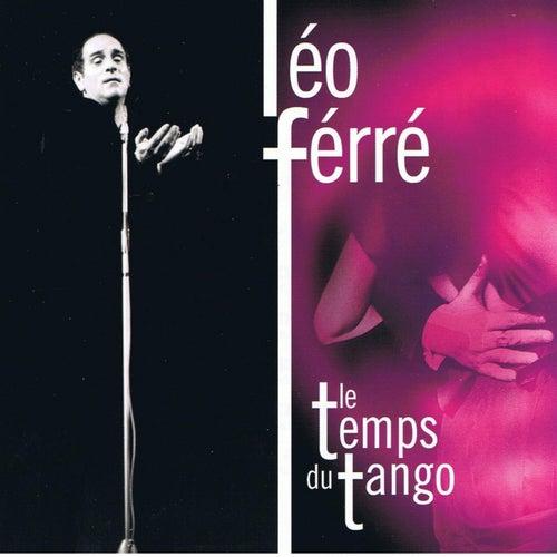 Le temps du tango de Leo Ferre
