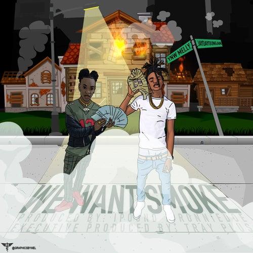 We Want Smoke by Tray Plus