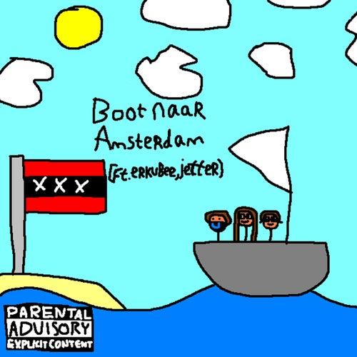 Boot Naar Amsterdam de Kime