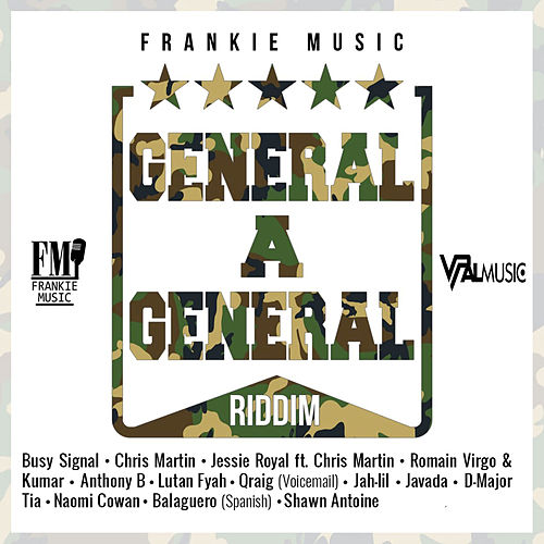 General A General Riddim by Various Artists