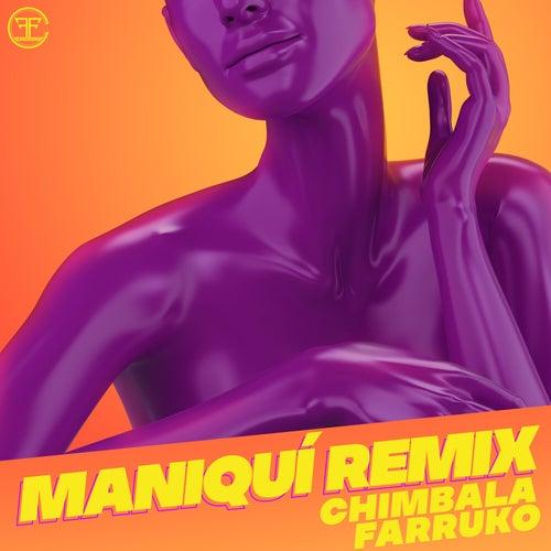 Maniquí (Remix) de Chimbala