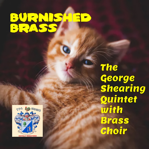 Burnished Brass de George Shearing