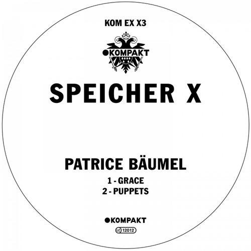 Grace / Puppets by Patrice Bäumel
