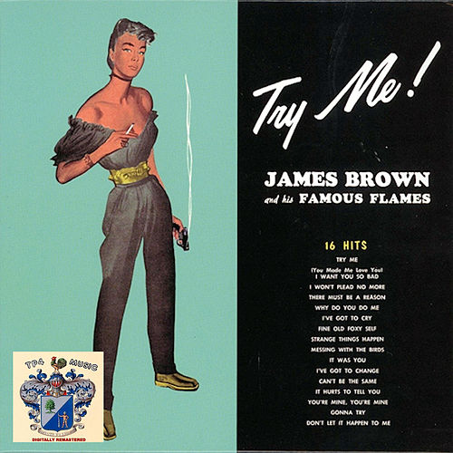 Try Me! van James Brown