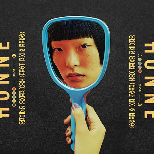 Crying Over You ◐ (feat. RM & BEKA) by HONNE