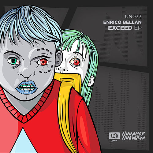 Exceed - Single by Enrico Bellan