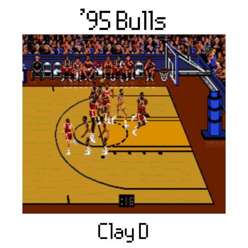 '95 Bulls fra Clay D
