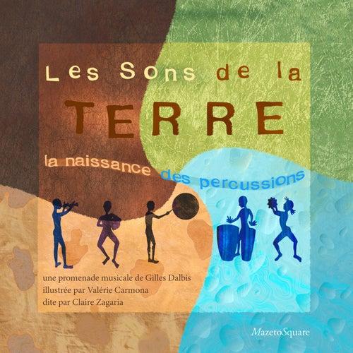 Les sons de la terre : La naissance des percussions by Gilles Dalbis