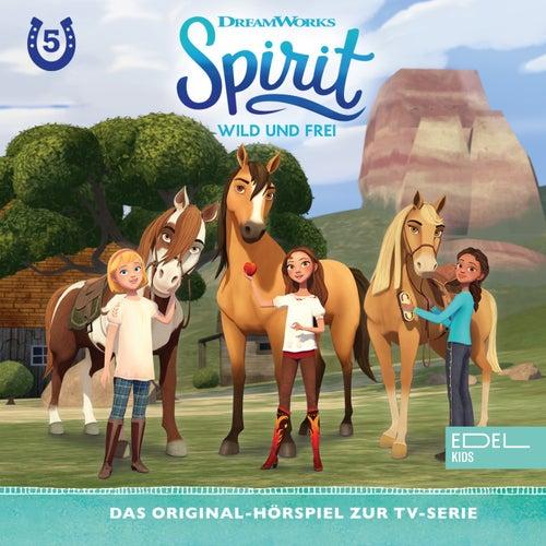 Folge 5: Luckys super-toller Cousin Julian / Die Kürbis-Schnitzeljagd (Das Original-Hörspiel zur TV-Serie) von Spirit