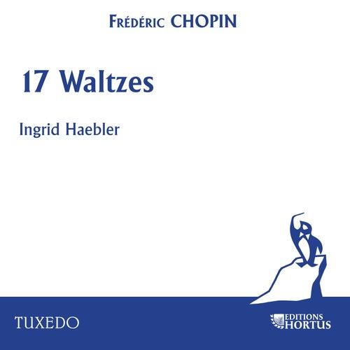 Chopin: 17 Waltzes von Ingrid Haebler