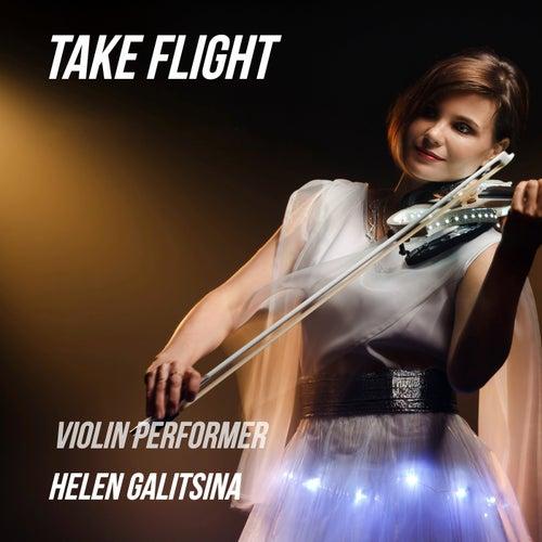 Take Flight (Violin Performer) von Helen Galitsina