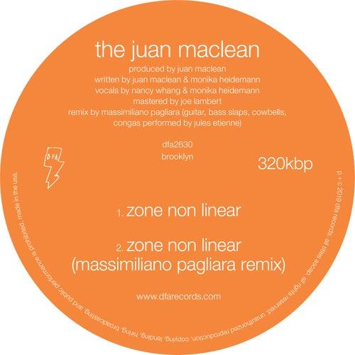Zone Non Linear von The Juan MacLean