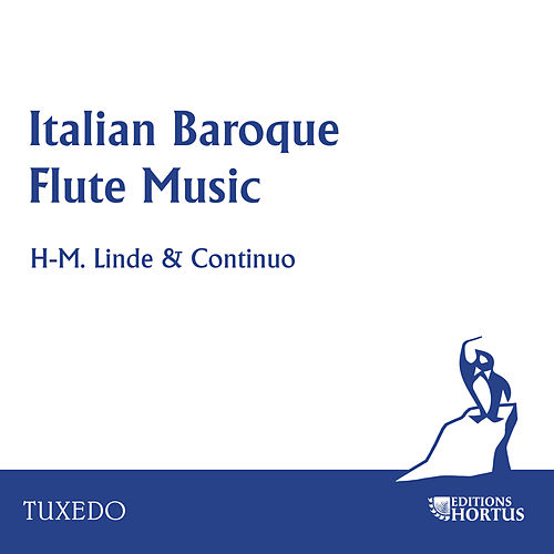 Italian Baroque Flute Music de Hans-Martin Linde