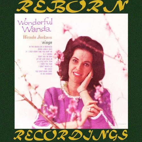 Wonderful Wanda (HD Remastered) von Wanda Jackson
