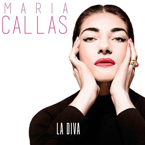 La diva von Maria Callas