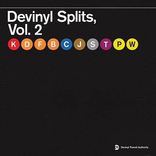 Devinyl Splits Vol. 2: Kevin Devine and Friends von Various Artists