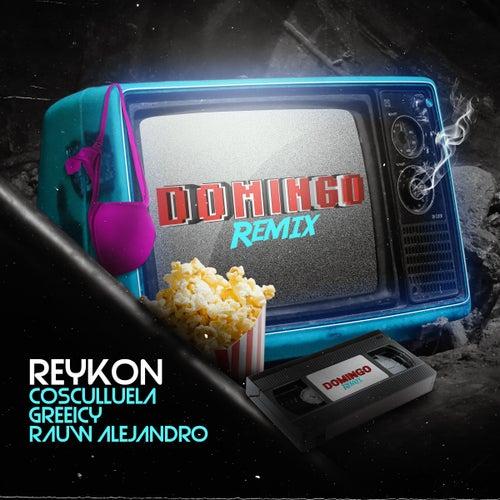 Domingo (Reykon, Cosculluela, Greeicy & Rauw Alejandro) (Remix) de Reykon