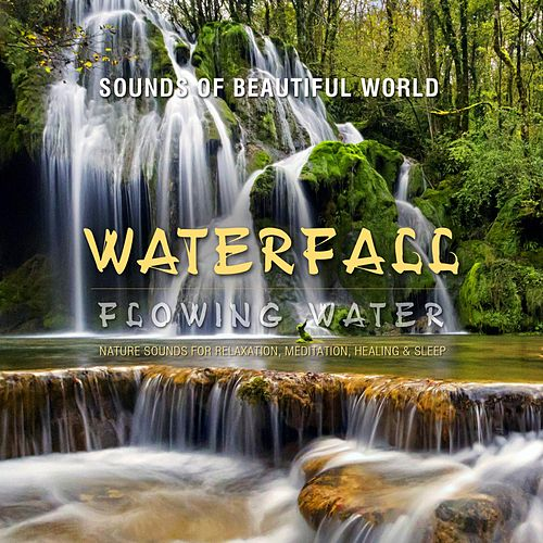 Flowing Water: Waterfall (Nature Sounds for Relaxation, Meditation, Healing & Sleep) by Sounds of Beautiful World