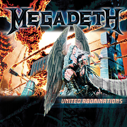 United Abominations (2019 - Remaster) by Megadeth