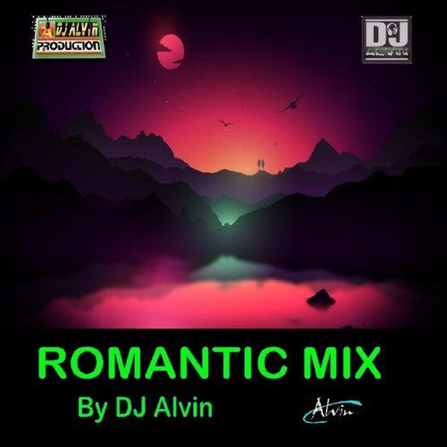 Romantic Mix de DJ Alvin