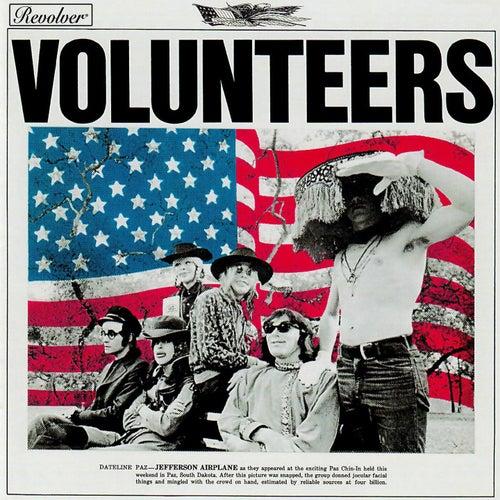 Volunteers (Bonus Tracks) de Jefferson Starship