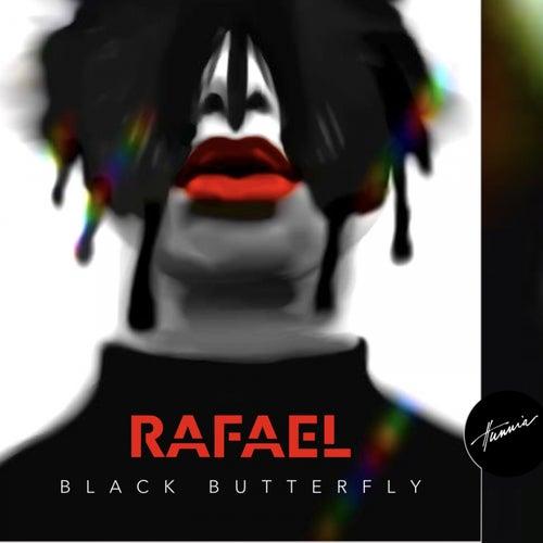Back Butterfly von Rafael