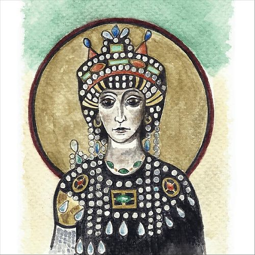 Theodora in Green and Gold by Big Big Train