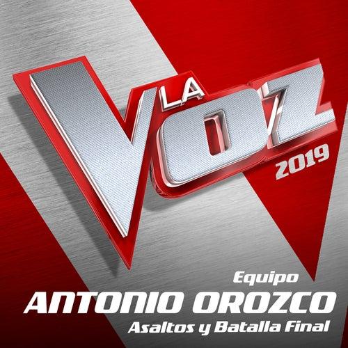La Voz 2019 - Equipo Antonio Orozco - Asaltos Y Batalla Final (En Directo En La Voz / 2019) von Various Artists