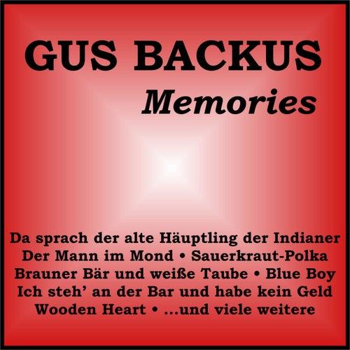 Memories de Gus Backus